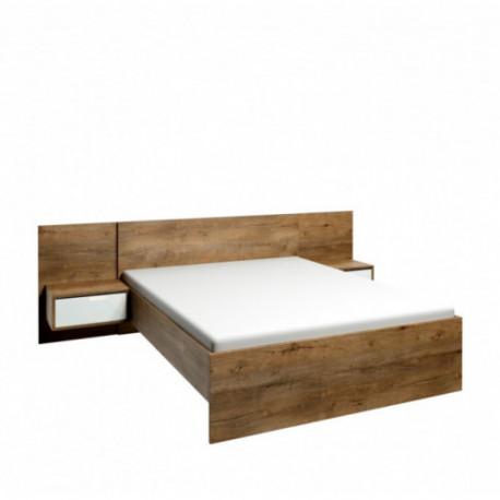 Łóżko Aspen L1