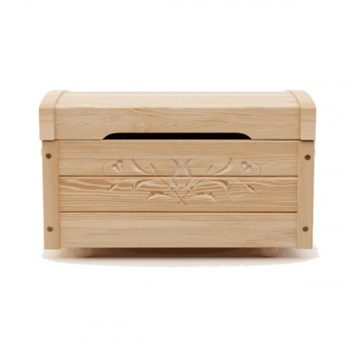 Kufer rzeźba KU8