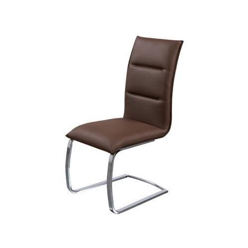 SHELTER  - Krzesło brązowe