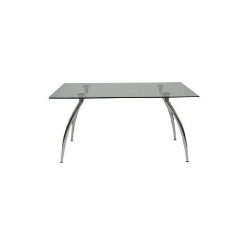 AT1-205 - Stół ze szklanym blatem