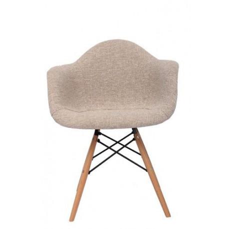 AC-018WB - Krzesło z tkaniną